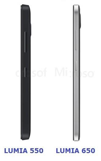 lumia 550_vs_650