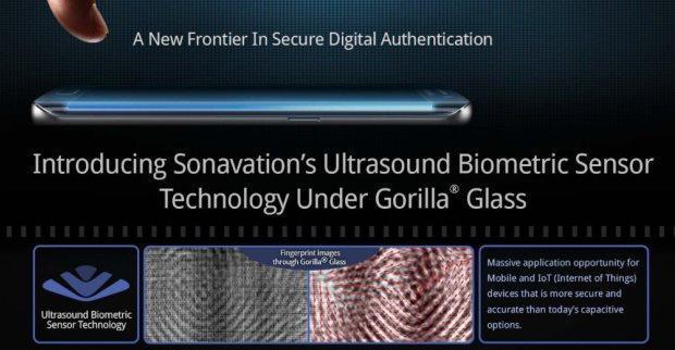 сканер отпечатков пальцев iPhone 7