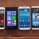 Какой смартфон купить в пределах 5 000 рублей?