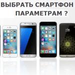 Как правильно выбрать смартфон по параметрам и цене?