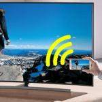 Как подключить телефон к телевизору через WiFi?