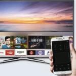 Как подключить телефон к Smart TV Samsung?