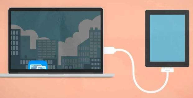 Как подключить планшет к компьютеру через USB