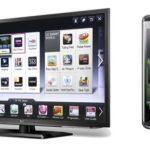 Как подключить телефон к Smart телевизору LG ?