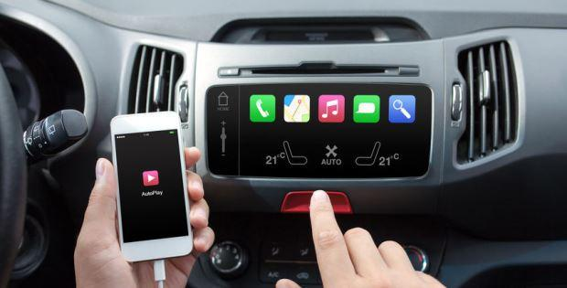 Как подключить музыку в машине через смартфон