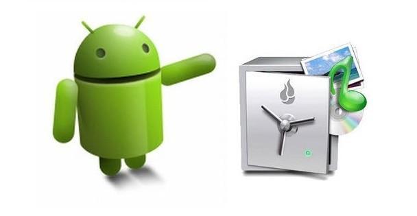 резервное копирование на Android