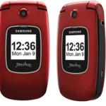 Телефон раскладушка Samsung для пожилых людей