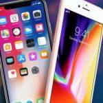 Сравнение лучших смартфонов Apple: Iphone 8 vs Iphone X