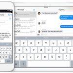 Как на Айфоне отключить функцию т9 при наборе текста?
