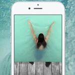 Как на iPhone сделать живое фото?