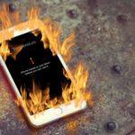 Почему iPhone 5s,6 и 7 быстро греется?