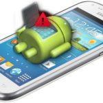 Как на Андроид отключить безопасный режим?