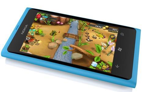 Игры для Nokia Lumia 800 и 900