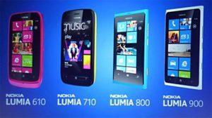 Nokia Lumia 610 vs Lumia 710 vs Lumia 800 vsLumia 900 300x168 - Эксклюзивная серия смартфона Nokia Lumia 900