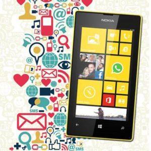 nokia lumia social 300x300 - Что делать если смартфон Lumia не видит SIM-карту