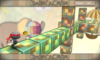 Ragdoll run lumia игра