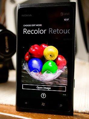 фото Nokia Lumia