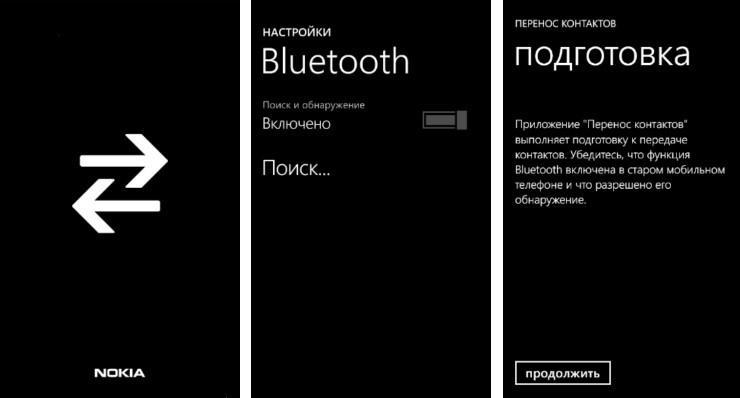 lumia transfer cont - Как перенести контакты на Lumia со старого телефона?