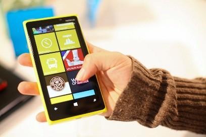 Отзывы о Nokia Lumia 920