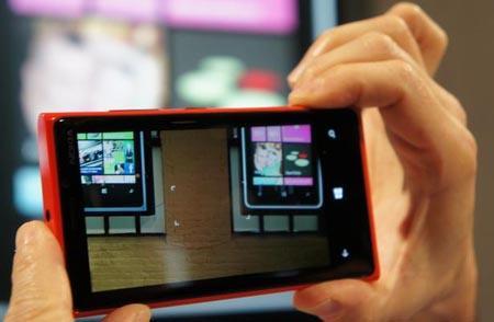 Камера Nokia Lumia 920