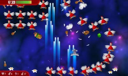 Новогодние игры для смартфонов Lumia