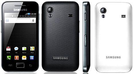 Samsung Galaxy Ace vs Nokia Lumia 510