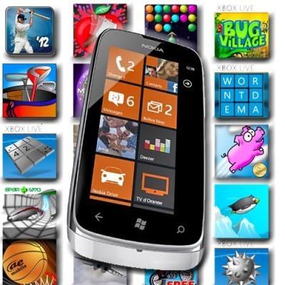 Скачать бесплатные игры для Nokia Lumia 610
