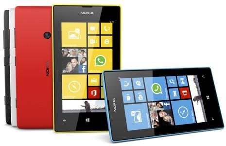 Nokia Lumia 520 фотографии