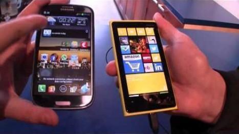 Что лучше: Lumia 920 vs Galaxy S3?