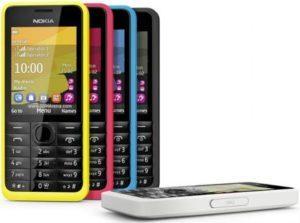 фотографии Nokia 301
