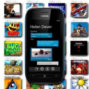 Бесплатные игры Nokia Lumia 710