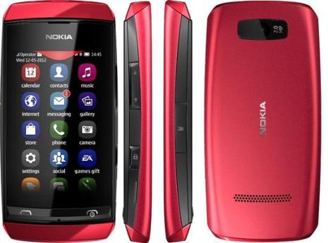 обзор Nokia Asha 305