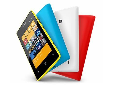 Приложения Lumia 520