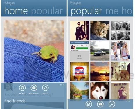 Лучший клиент Instagram для Windows Phone 8 и 8.1