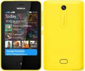 nokiaasha5011 300x251 - Nokia 301 - стильный и недорогой телефон