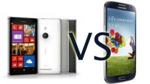 lumias925vsgalaxys4 300x169 - Чехлы для смартфонов Nokia Lumia