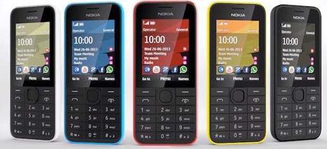 Nokia 207 и 208 технические характеристики, дата выхода и цена