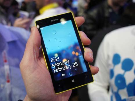 Отзывы о смартфоне Nokia Lumia 520