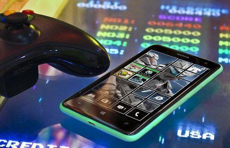 Игры для Nokia Lumia 625