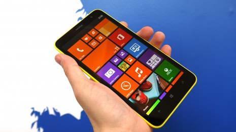 Nokia Lumia 1320 review 8 580 90 - Nokia Lumia 1320 - доступный смарфтон с 6-дюймовым экраном