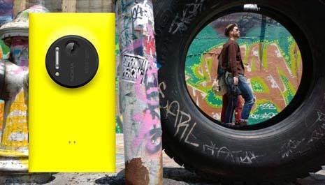 фотографирование на Nokia Lumia 1020