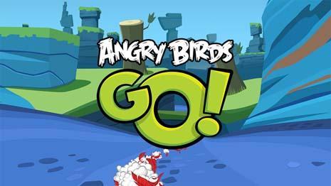 Angry Birds GO - птичьи гонки на вашем WP смартфоне