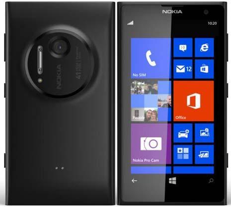 Обзор камерофона Lumia 1020