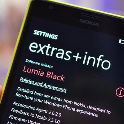 Lumia Black обновление