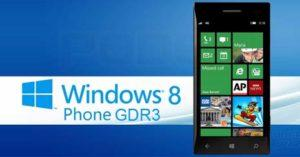 Windows Phone 8 GDR3 для Nokia Lumia