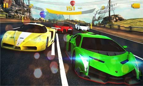 Asphalt  8 для Windows Phone 8