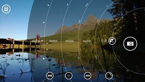 Nokia-Cameraapp