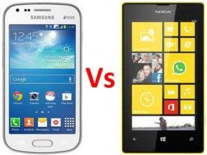 S Duos 2 Vs Nokia Lumia 525 300x225 - Некоторые Lumia с 512Мб ОЗУ получат первую бета версию Windows 10