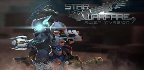 Star Warfare0 - Star Warfare: Alien Invasion - космический 3D шутер