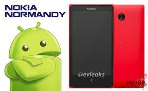 Дата выхода Nokia Normandy